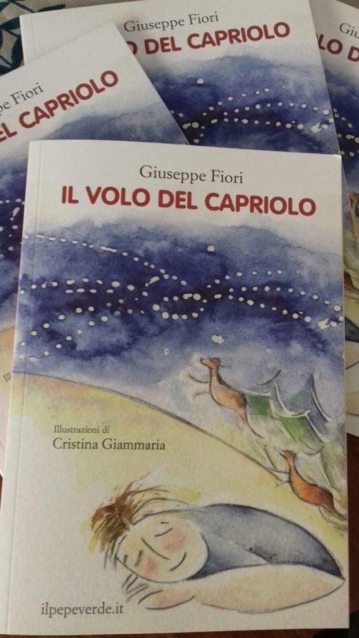 """Presentazione del libro """"il volo del capriolo"""" illustrato da Cristina Giammaria"""